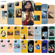Great art aesthetic van Gogh Mona Lisa Hard Phone Case for Apple iPhone 11 Pro Cover Max Cases