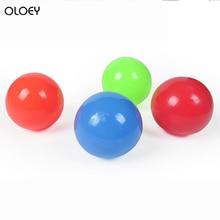 Throw Ball Squash-Ball-Suction Globbl-Stick Sticky-Target-Catch Kids Toys