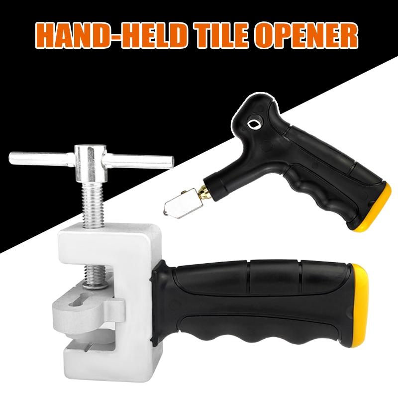 Hot Sale Hand-Held Glass Tile Opener User-friendly Wear Resistant Quickly Break Tiles TY