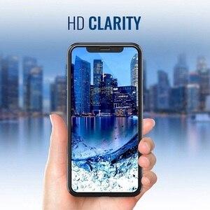 Image 3 - 10 sztuk pełny klej do ekranów szkło hartowane dla iPhone 11 screen Protector iPhone 11 Pro Max 6.5 cala 5.8in 6.1 folia ochronna
