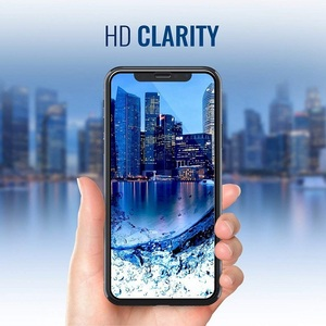 Image 3 - 10pcs Full Screen Glue Tempered Glass for iPhone 11 Screen Protector iPhone 11 Pro Max 6.5inch 5.8in 6.1  Protective Film
