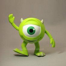 Animasyon garaj çocuk canavarlar, a. Ş. Koleksiyon oyuncaklar: Action Figure PVC bebekler Mike Wazowski ve Popeyes modeli kumbara en iyi hediyeler