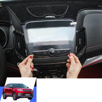 lsrtw2017 for changan cs55 2018 2019 2020 anti-scratch car dashboard gps navigation touch screen Tempered film protective
