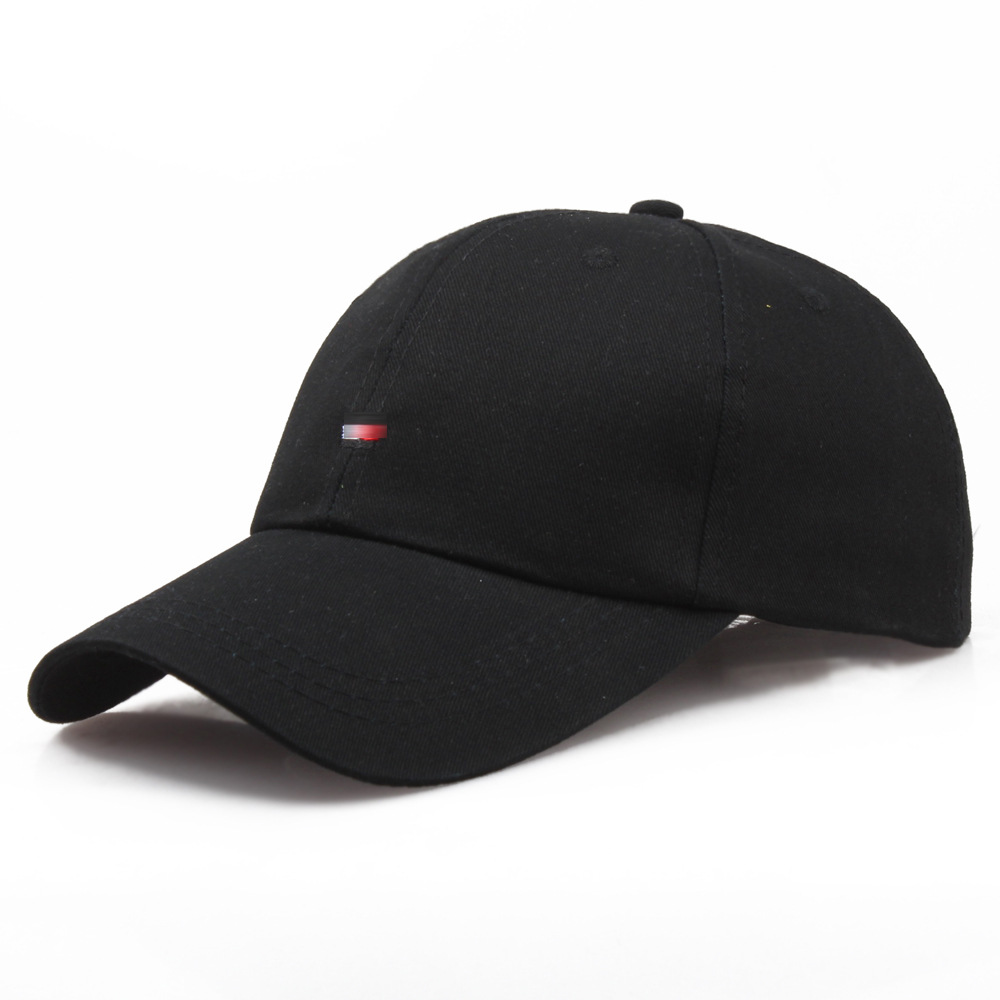 2019 New Women Men Baseball Cap Female Solid Color Outdoor Adjustable White Red Black Embroidered Women's Hats Summer