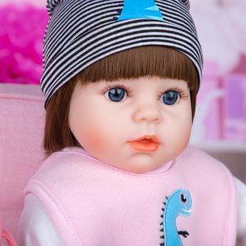 Кукла-младенец KEIUMI 18D29-C345-T05 5