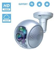 Dome Wireless Ip Camera Outdoor 1080P Home Surveillance Cameras Kamera Wifi CCTV Camara De Seguridad Wifi Exterior P50113