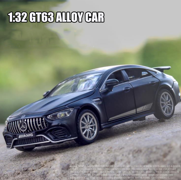 1:32 GT63 AMG SPORT Alloy Car Model Diecasts & Toy Vehicles Toy Cars Educational Simulation Toys For Children Gifts Boy Toy 2