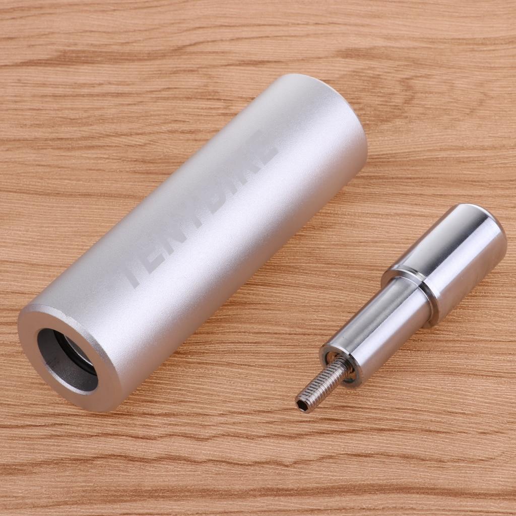 Precise Bike Bicycle Fork Headset Star Nut Setting Tool Setter Installer Insert Tube For Cycle Repairing