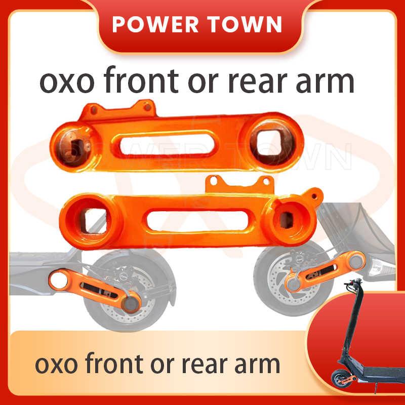 Оригинальные аксессуары для электрического скутера Oxo Ox, задний подвесной рычаг, передний рычаг, детали для внедорожного скутера для взрослых