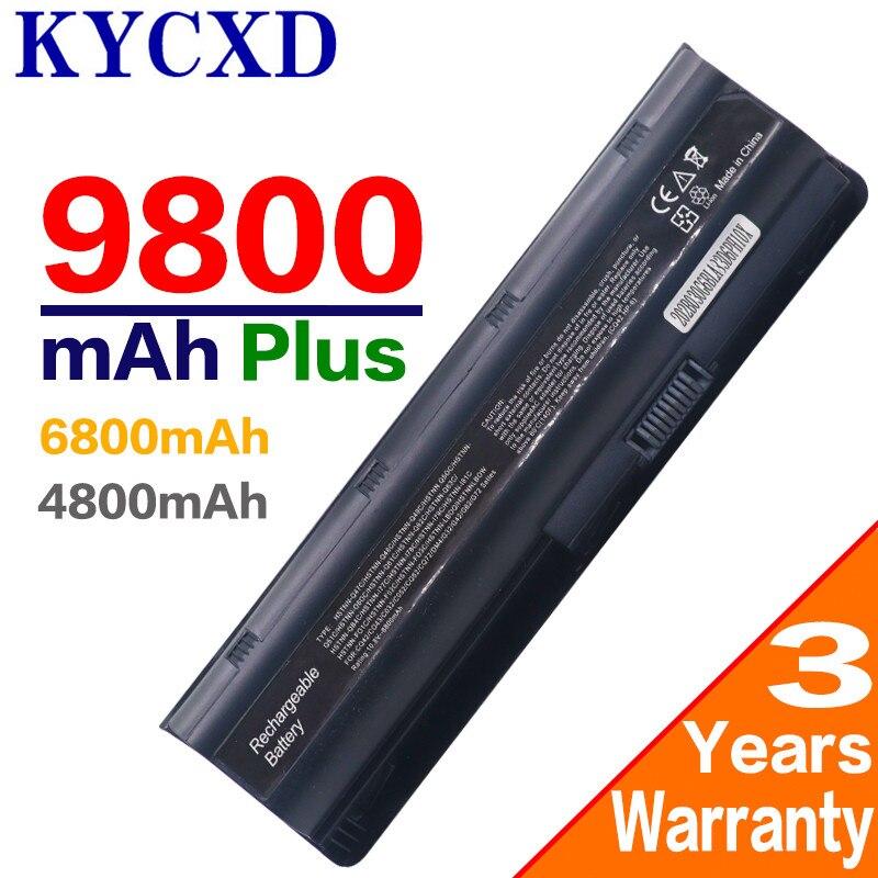KYCXD новый ноутбук Батарея для струйного принтера HP Pavilion g4 g6 g7 CQ32 CQ42 CQ62 CQ72 DM4 HSTNN-CBOX HSTNN-Q60C HSTNN-CB0W MU06 MU09 G32 G42 G62
