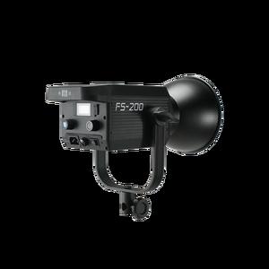 Image 3 - Nanlite FS 200 LED Strobe Light 5600K Professional Photography Outdoor Monolight Nanguang FS200 Studio Light Lamp