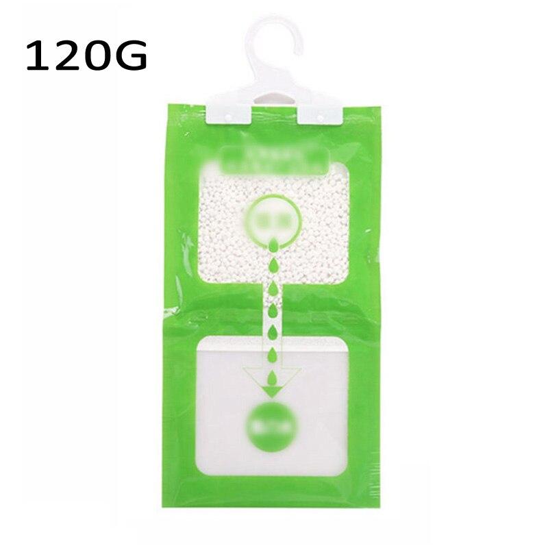 Hanging Dehumidifier Bags Wardrobe Damp Mildew Absorb Moisture Anti Mould