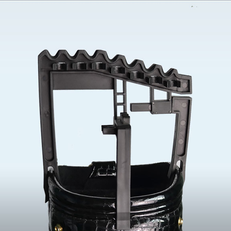 Golf 9 Iron Club Plastic Shafts Holder Stacker Fits Any Size Golf Accessories Club Bags Organizer Golf Holder