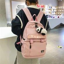 Новый водонепроницаемый нейлоновый рюкзак для женщин дорожные
