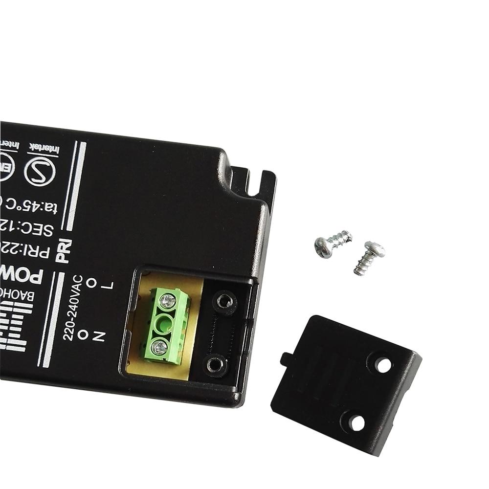 HoneyFly Super Slim LED Driver 30W 12V կայուն լարման LED - Լուսավորության պարագաներ - Լուսանկար 4