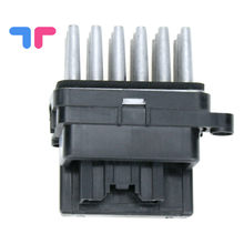 1433503 1847910 6G9T19E624AD Heater Blower Motor Resistor 1433503 Serve para Ford Mondeo BA7 Widerstand