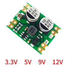 DC-DC 4 PCS Buck Module DC Buck  Power Supply Module Step Down Output  3.3V 5V 9V 12V 12V to 5V 24V TO 5V 36V  To 12V Mini industrial isolated 485 repeater communication extends dc8 to 36v 9v 12v 24v