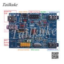ADAU1701 Dsp Tuning Module Analoge 2 In En 4 Out (Compatibel Met ADAU1401A)