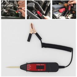 Caneta de teste especial para a manutenção do carro display digital caneta de teste de tensão do carro elétrica caneta de teste de potência detector de sonda
