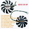 Adaptedto Hydraulic Ball Industrial Radiator Ran 6010-39-39 4P 12V Rotating Speed 900-4700 Rpm Noise 16-29DB