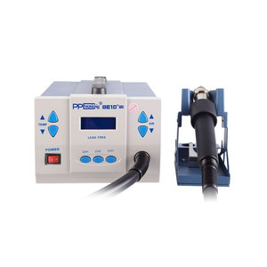 Image 2 - PPD 861D 1000 واط قوة كبيرة الحرارة بندقية الرصاص FreeSmart شاشة تعمل باللمس التحكم درجة حرارة ثابتة شاشة الكريستال السائل محطة desolding