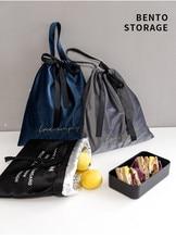 Lunch-Bag Simple and elegant fashion velvet insulation lunch box insulated lunch box shopping bag недорого