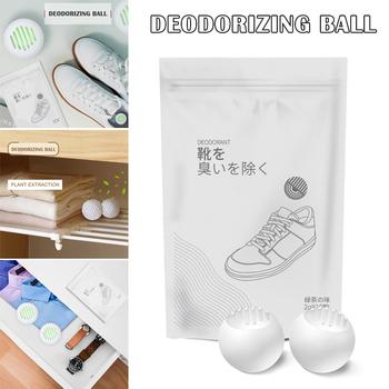 Eliminator Ball 10 sztuk dezodorant do usuwania zapachów do butów Sneakers szuflady szafki DC156 tanie i dobre opinie Activated Carbon Bags Boxes Węgiel aktywny Torby Szafy i Szafki Pokój