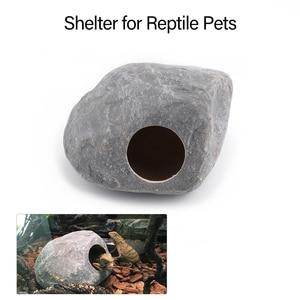 Reptile Shelter Hiding Cave Ha