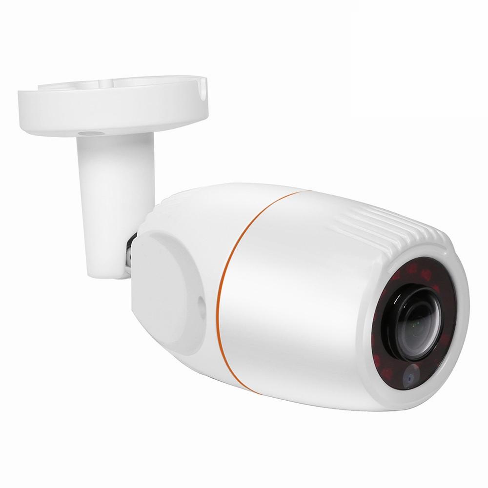 SUCAM H.265 Full Color Fisheye Starlight IP Camera SONY307 Sensor 180 Degree View 0.00001Lux Illmunition Security Outdoor Camera