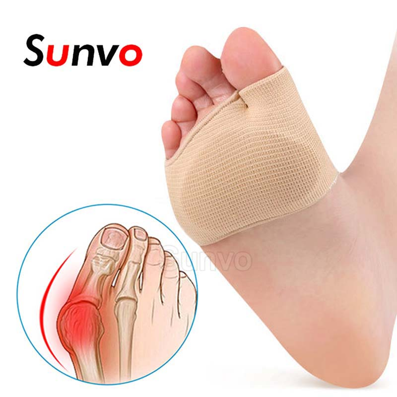 Damping Of Metatarsal Gel Non-slip Soles For Pain Relief Size S Color Gel Insoles Skin Pad Feet Care Tool Insert