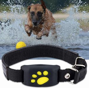 Anti-lost Siliconen Dog Pets Smart GPS Tracker Anti-lost Pet Location Tracking Dog Cat Collars Pet Products Chihuahua Puppy