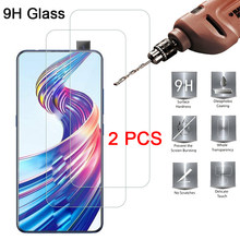 2pcs 2.5D Tempered Glass For Vivo IQOO Neo K1 Nex A S Protective Glass For Vivo S1 Pro V3 Max V5 Plus V9 Screen Protector For(China)