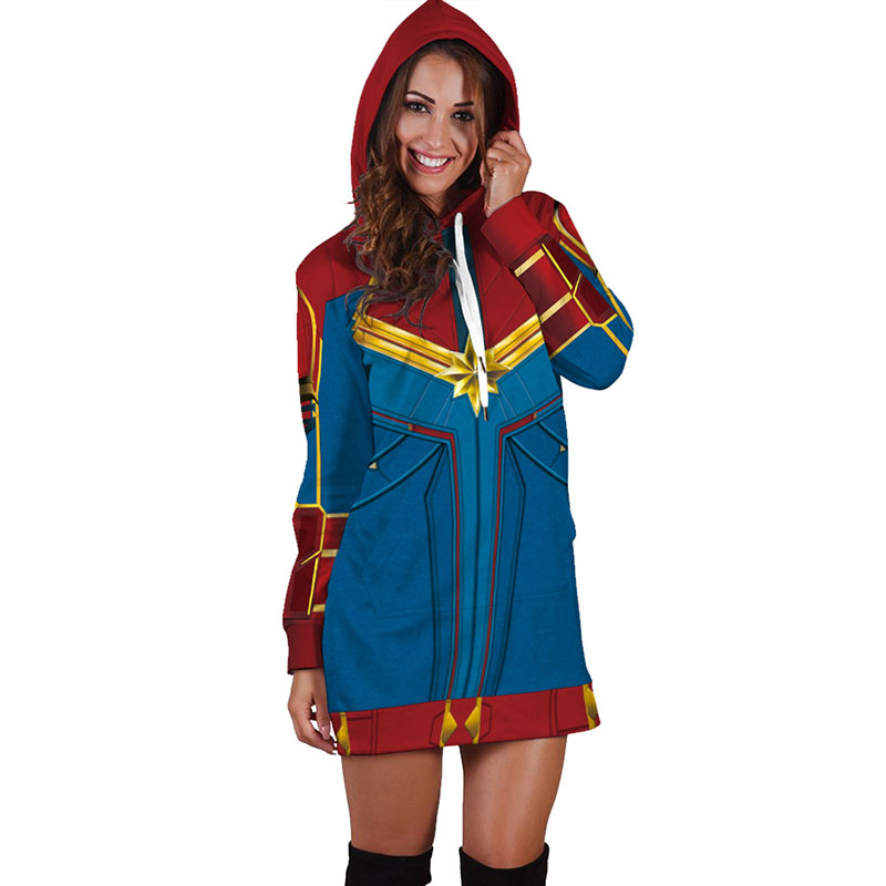 captain-font-b-marvel-b-font-cosplay-sweatshirt-dress-harajuku-hoodies-women-long-sleeve-drawstring-sweatshirt-with-pockets-wholesale