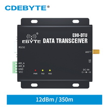 E90-DTU(2G4HD12) Wireless Transceiver 2.4GHz 12dBm Module Wireless Data Transmission Station RS485 RS232 Industrial Modem