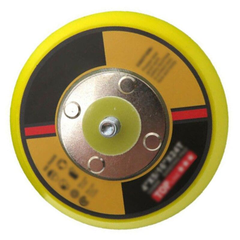 4 действия случайная орбитальная шлифовальная площадка пневматическая шлифовальная машина шлифовальный инструмент Опора новый
