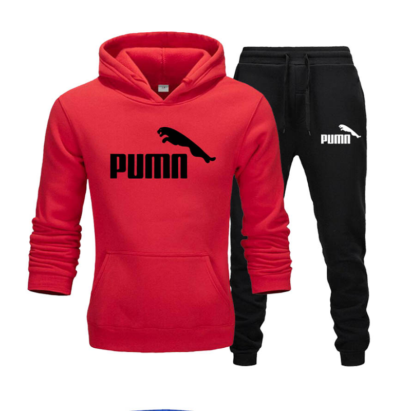 2020 New Motorsports Hoodie,Men's Tracksuits Brand Clothes,Two Piece Sets Male Hoodies,Tops+Pants Suit,Hip Hop Hooded Fall Plus