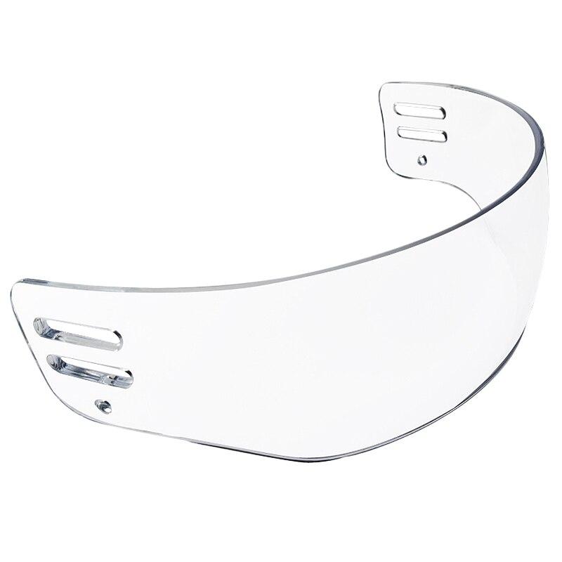 Прозрачный хоккейный шлем козырек для защиты глаз от хоккея