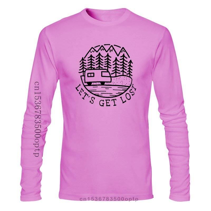 LET&primeS GET LOST T shirt go vanlife