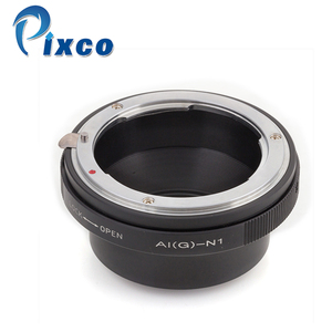 Image 4 - Pixco Ni(G) N1 Built In Iris Control Lens Adapter Suit For Nikon F Mount G Lens to Nikon 1 Camera