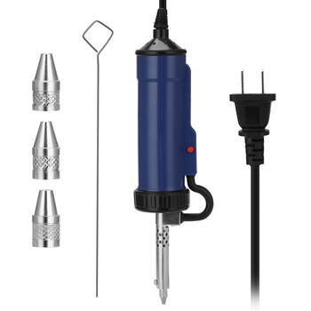 ADT03 automatyczne przenośne elektryczne cyna lutownicza Sucker próżniowe lutowanie usuń rozlutownica pompy elektryczne lutownice tanie i dobre opinie KKMOON CN (pochodzenie) Desoldering Machine