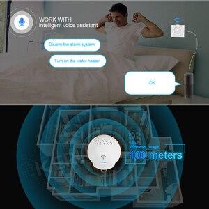 Image 5 - KERUI Tuya Multifunzionale Gateway WIFI Intelligente Sistema di Allarme di Sicurezza Domestica Intelligente Lavoro Con Google Assistente/Alexa di Controllo