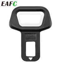 Clip de cinturón de seguridad de coche Universal EAFC hebilla de cinturón de seguridad de coche abrebotellas de coche accesorios de coche