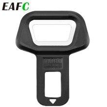EAFC Universal Clip de cinturón de seguridad de coche hebilla de cinturón de seguridad de coche vehículo montado abrebotellas accesorios de coche