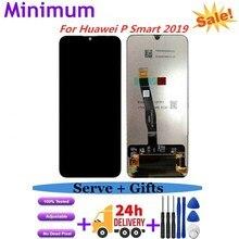 """Для huawei P Smart ЖК-дисплей кодирующий преобразователь сенсорного экрана в сборе Замена для Psmart POT-LX1 LX3 6,2"""" экран"""