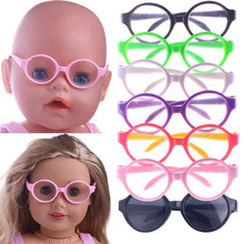 цена на Doll Sunglasses For 18 Inch American Doll 43 cm 45 cm Reborn Baby Doll 40 cm Nenuco 30 cm Doll,Girl Toys,Our Generation