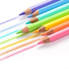 Pastel Color s карандаши 12 шт./компл. мягкие модные нетоксичные цветные карандаши для школы для детей