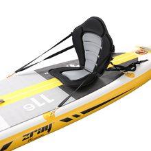 Assento ajustável do barco acolchoado do assento do encosto do caiaque da canoa