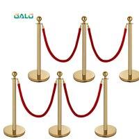 1.5M hoge kwaliteit touw voor gastvrije queuing kolommen  hotel pole hek  hek hek-in Waarschuwingstape van Veiligheid en bescherming op