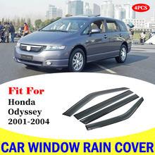 Козырек для окна honda odyssey 2001 2004 автомобильные дождевики