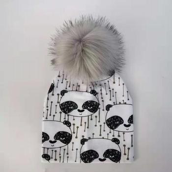 Boy's Animal Patterned Hat 6